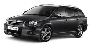 Avensis Wagon (T25/B1E) (2003-2008)