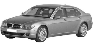 BMW 7 serie (E65/E66/E67) (2001 - 2008)