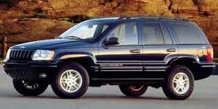 Jeep Grand Cherokee (WG/WJ) (1997 - 1999)