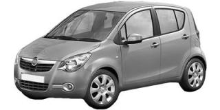 Opel Agila (B) (2010 - 2015)