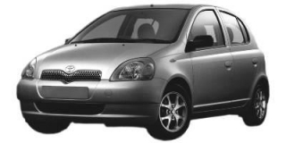 Toyota Yaris (P1) (1999 - 2005)