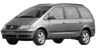 Volkswagen Sharan (7M8/M9/M6) (1996 - 2000)