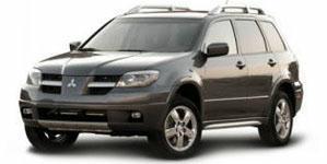 Mitsubishi Outlander (CU) (2001 - 2006)